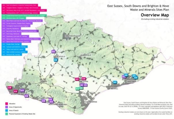 ESCC Waste Sites
