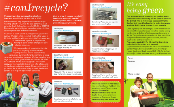 District News Extract - Recycle