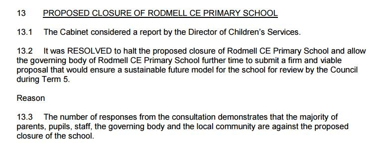 Rodmell School (2)